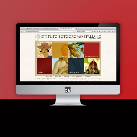 Realizzazione sito internet Firenze
