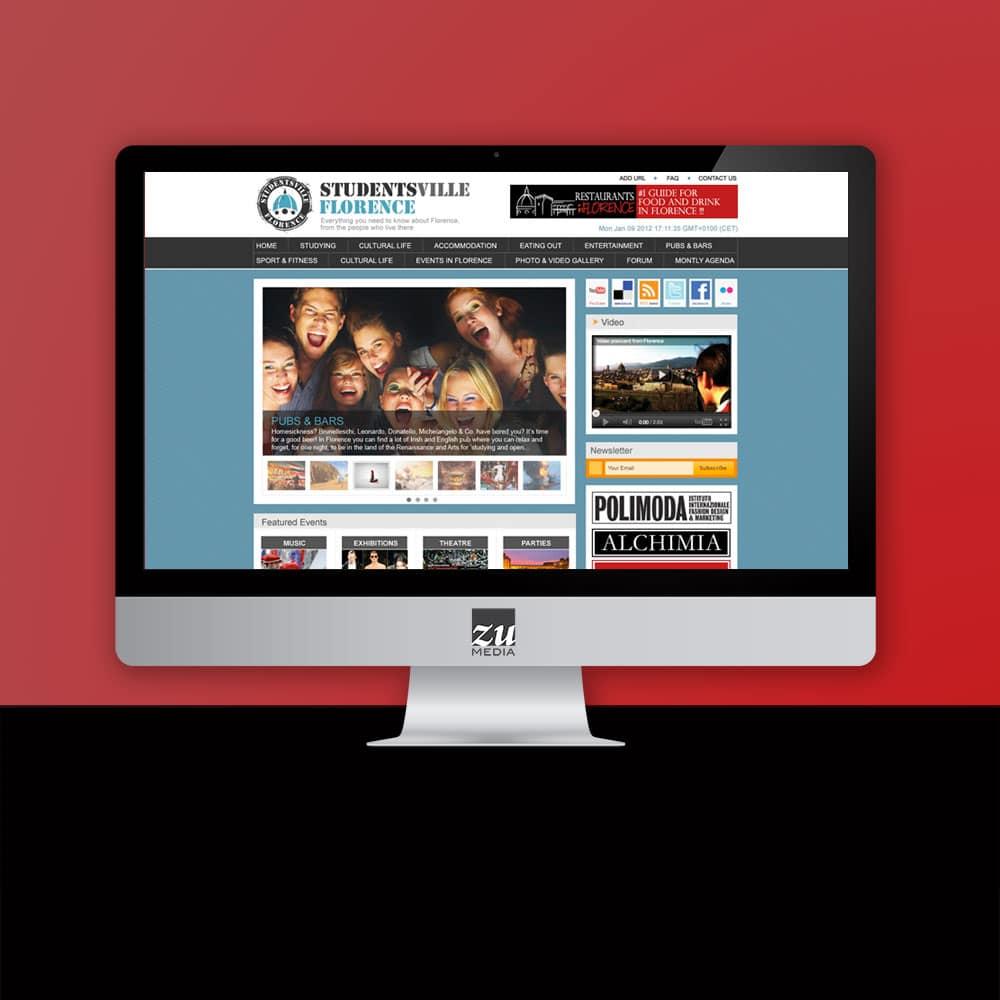 sito web STUDENTSVILLE