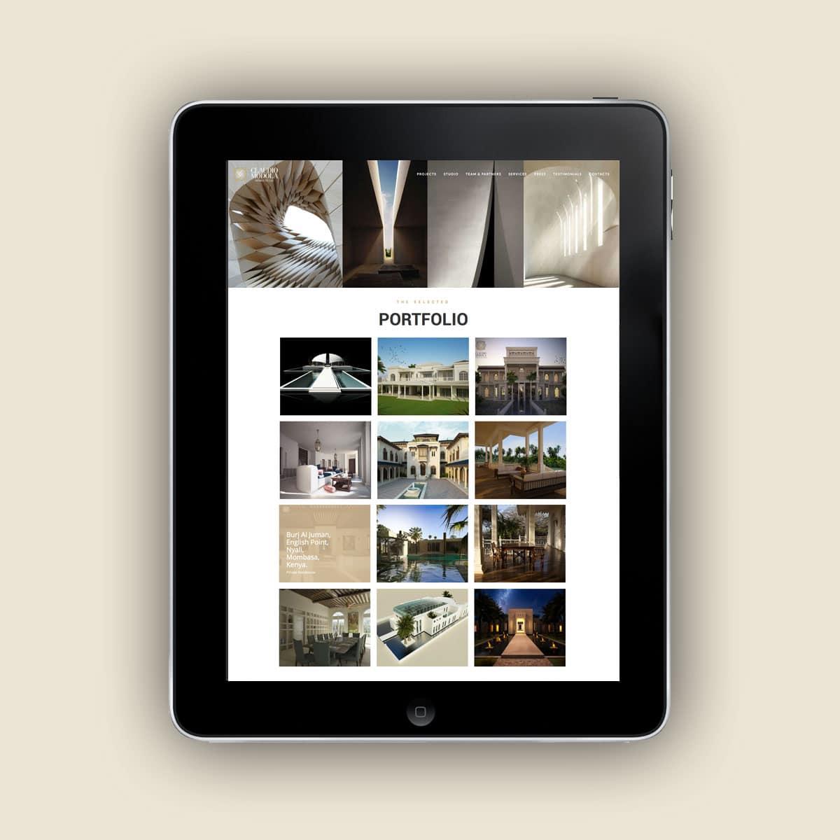 Claudio Modola • Studio di Architettura e Design