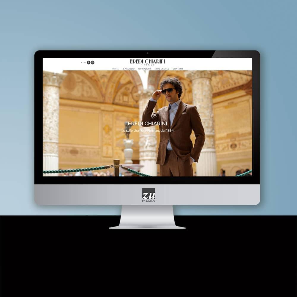 realizzazione sito web ecommerce firenze