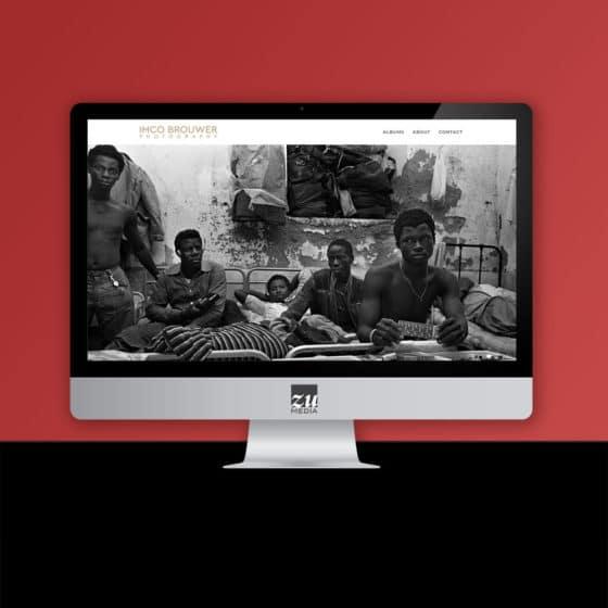 Realizzazione sito web fotografo firenze
